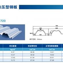 浙江杭州楼承板厂家YX51-246-720加工定制