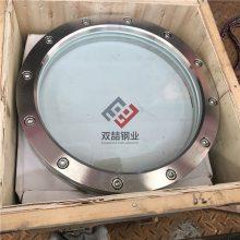 316L不锈钢法兰视镜 耐腐蚀视镜 国标不锈钢法兰视镜