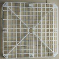 四型导流增强网格填料PP聚丙烯(环保新料) 河北华强
