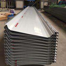 江西景德镇铝镁锰琉璃瓦钢结构屋面价格