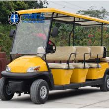 供应商 电动高尔夫球车 8+3 11座 私人定制 续航远省电