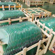 四川热弯玻璃,造型美观,适用范围广,***支持定制