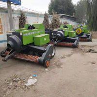 自动捡拾方形捆草机 秸秆粉碎打捆机 玉米秸秆青储打包机 厂家直销