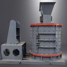 立轴复合破 立式打砂机 1250数控板锤制砂机 多功能石料立式制砂机 板锤复合式破碎机