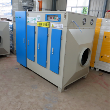 厂家直供低温等离子一体机 印刷厂光氧等离子一体机 值得信赖