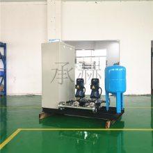 南方水泵CDMF65-50-1工矿企业的生产用水自动恒压供水增压泵组一用一备