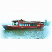开封名舟出品等比例南湖红船厂家