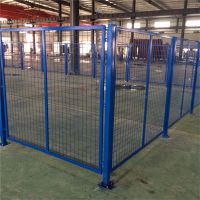 2米宽隔离网 防护栏定做 ***围挡护栏