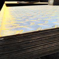 南京现货销售 马钢 花纹板 花纹钢板