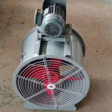 電機外置管道風機玻璃鋼防腐防爆軸流風機 ***
