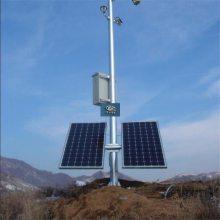太阳能监控杆 厂家供应 小区道路监控 英光