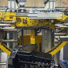 潍坊大世C型180度自动翻转机操作简单 助力自动化生产线