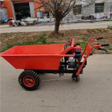 汽油独轮转运车 山区农用便携式转运车 蔬菜大棚运输车