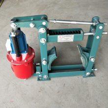 供应铝罐式电力液压制动器 卷扬机配套用YWZ制动器