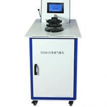 中西ZX 供型号:YG461E 库号:M345781型数字式织物透气量仪(半自动型)/透气量仪