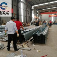 上海中石油客户关于YXB76-344-688开口压型钢板的经典案例