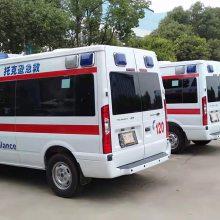 V348長軸中頂(監護型)客運版救護車 救護車廠家