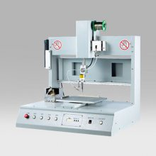pcb线路板桌面台式自动化三四轴焊锡机单双头双工位全自动焊锡机