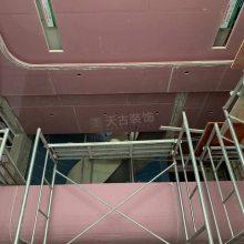 重庆独栋别墅室内装修在建工地,新江与城天奕木作泥作阶段可参观