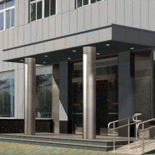 建筑外墙幕墙装饰氟碳铝单板@室内装修铝天花吊顶、幕墙