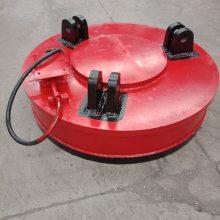 1.5米电磁吸盘 澳尔新起重 批发圆形电磁吸盘