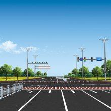 立柱6.5米道路卡口杆件厂家-江苏斯美尔光电