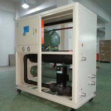 耐腐蚀冷水机,耐腐蚀氧化水冷却机,耐腐蚀冰水机