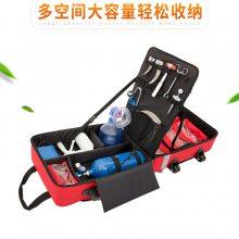 院前医疗急救包 大型拉杆包 双肩急救背囊 消防应急包 野外救护包