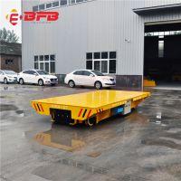 太原冶炼设备搬运配备60吨kpx蓄电池供电轨道搬运车 ***百可定制轨道小车