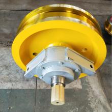 铸钢材质行车车轮组 车轮组规格型号