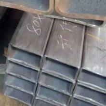 新余市薄壁镀锌方矩管100*150*6