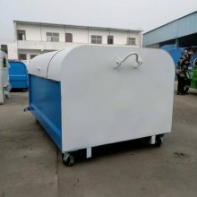 优惠促销分类垃圾桶规格定制 智能分类垃圾箱厂家 恒达环卫