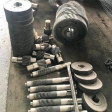 生物质颗粒机专用减速机价格 减速机维修及减速机齿轴配件齐全