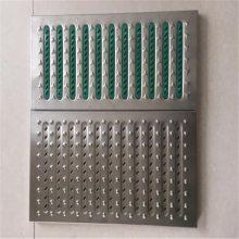 拉萨市304酒店后厨盖板 不锈钢格栅盖板价格 迅鹰加厚食堂防滑沟盖板