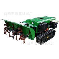 多种用途的田园管理机 旋耕犁地松土机 操作简单可原地转向开沟机