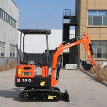 1吨的小型挖掘机价格 小挖机型号