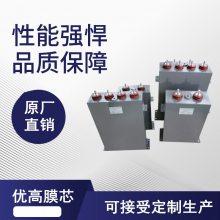 【工厂定制】赛福1000VDC 2400UF高压脉冲储能 永磁机电容器