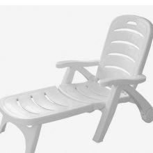 小区泳池躺椅,户外木制沙滩椅,海边休闲躺椅厂家