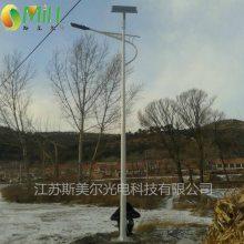 广西河池6米太阳能路灯价格@太阳能路灯厂家