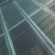 金属梯踏板 排水沟盖板 电厂塔架检修平台格栅板