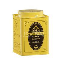 锡兰红茶铁罐 马口铁茶叶罐品牌定做