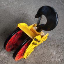 半封闭式 铸铁 铸钢 轧制轮 双梁起重机行车用10吨吊钩组