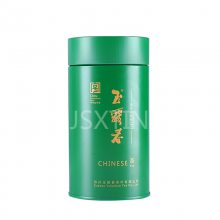 圆形碧螺绿茶铁罐 马口铁制罐包装生产定制批发