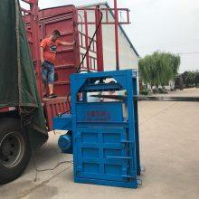 60噸雙缸編織袋打包機 編織袋打包機 臨沂邊角料液壓打包機
