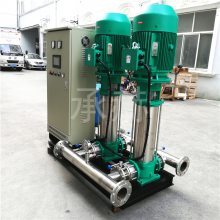 德国威乐wilo生活变频泵组MVI7003/2全自动恒压变频供水设备泵房改造一体化泵站