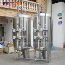 厂家销售 海南省乡镇井水除氟过滤器 饮用水处理安全达标