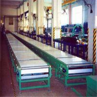 袋装红薯装车用链板输送机 六九食品级不锈钢链板输送机定制厂家