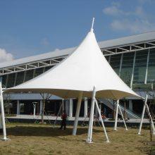 膜结构帐篷酒店 户外高端别墅篷房 钢结构房 阳光房 玻璃房