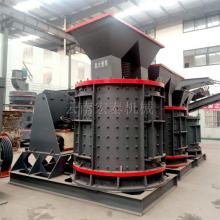 云南昆明现货立式板锤制砂机 新型复合破碎制砂机 高效数控变频立轴破碎机宏泰