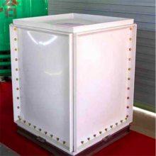 玻璃钢水箱使用年限 15方玻璃钢水箱代理 消防水箱厂